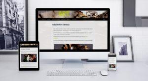 Webseitenpräsentation Einzigartig Schmuck