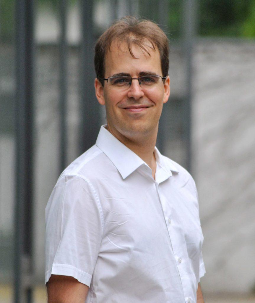 Portrait-Bild Stefan Urabl